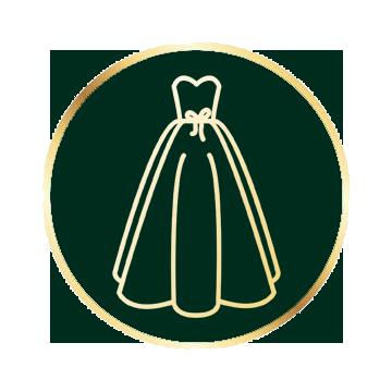 آموزش دوخت انواع لباس نامزدی وعروس